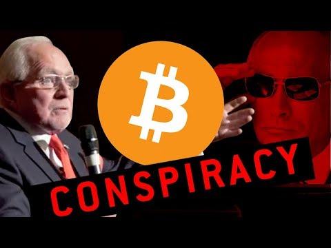 BITCOIN IS A RUSSIAN CONSPIRACY - Dan Pena