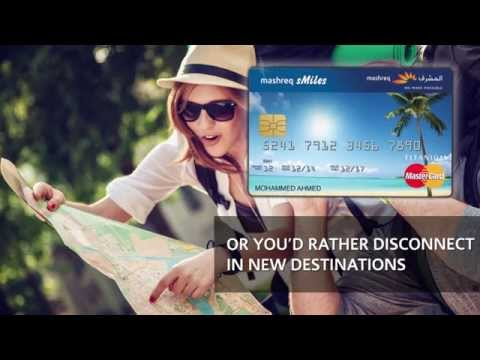 Mashreq Credit Cards 2015 - Follow your passion with Mashreq