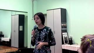 Урок вокала. In Assenza Di Te. Вокализация мелодии.Интонация и регистры ч.1-я