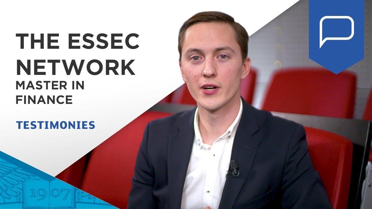 Master in Finance - MSc's - ESSEC Business School