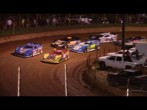 Winder Barrow Speedway Limited Late Model Feature 9/5/15