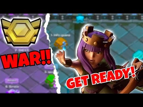 Get ready for WAR LEAGUES!!