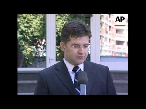 Slovak diplomat takes job as top international official in Bosnia