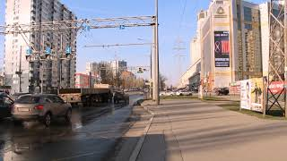 Медиафасад, г. Самара,Московское шоссе, 41, Р16