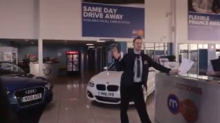 Motorpoint takes on the Mannequin Challenge смотреть
