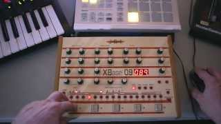 Roland TR-909 Emulator JOMOX 09 Sound Anatomy (HQ Sound)