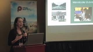 Sandrine Filiatrault témoigne sur son expérience en tant qu'étudiante en médecine