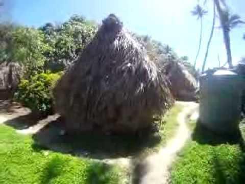 Greenforce  Expedition camp Nukubalavu. Fiji Islands