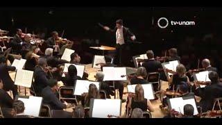 Shostakovich: Symphony no. 10 in E minor Op. 93 - Rodolfo Barráez - UNAM Philharmonic Orchestra