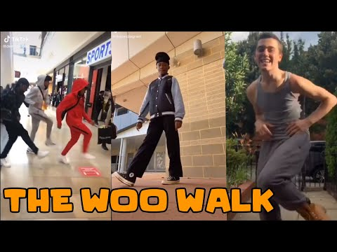 The Woo Dance Compilation   Pop Smoke - Get Back