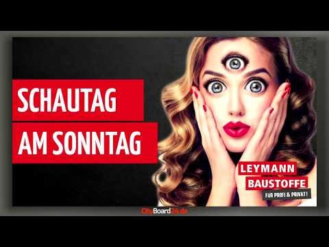 Leymann Baustoffe Schautag In Frankfurt Oder Youtube