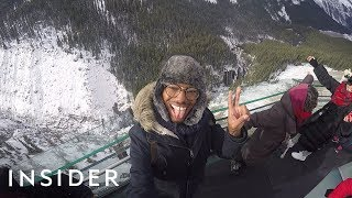 Is The Glacier Skywalk In Canada Worth The Trip? | Destination Debunkers