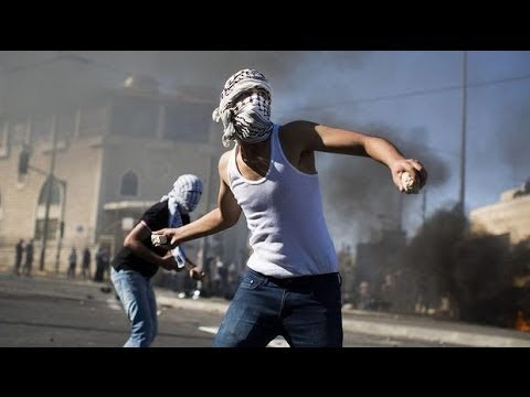 Palestinians: Would you give up all violence in return for a country?