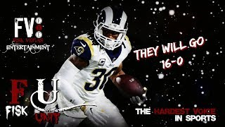 Rams are going undefeated! John Elway should be fired for this mess...