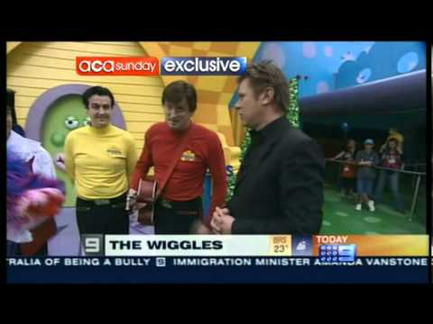 ACA Greg Page from the Wiggles 2011