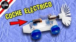 Cómo Hacer un Coche Eléctrico Casero - Experimentos Caseros - LlegaExperimentos