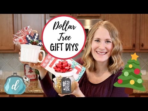 Dollar Tree DIY Gifts & Cute Containers | Under $5
