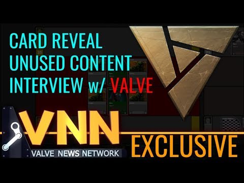Exclusive Artifact Interview, Unused Content & Card Reveal