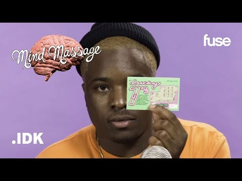 .IDK Does ASMR, Gets Nostalgic With Pop Rocks Candy & Talks Music   Mind Massage
