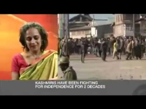 Its Time to Give Up Kashmir Arundhati Roy!!