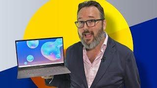 Samsung Galaxy Book S first impressions