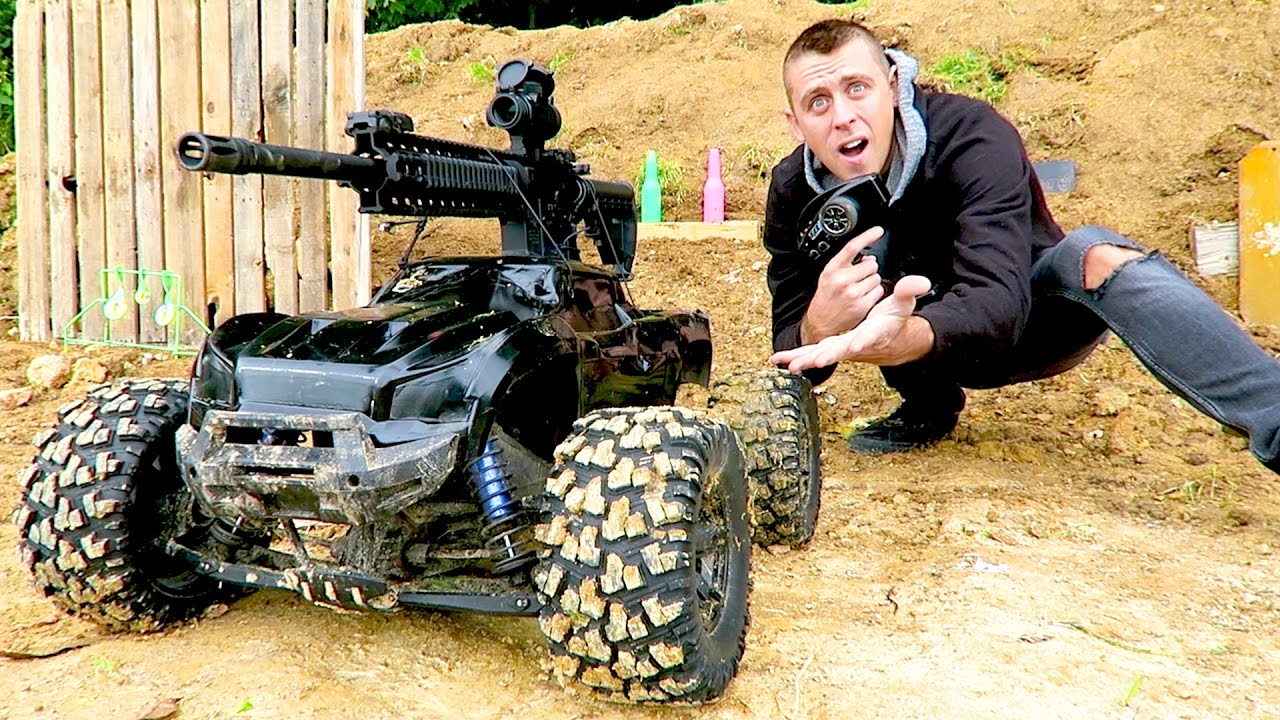 The Craziest Rc Truck Ever Youtube