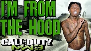 Being hood is not cool I MW3 Gameplay Commentary I (Raw Shit)