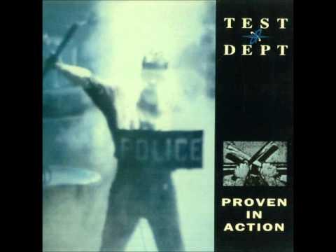 Test Dept - Vastness