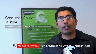 Sachin Kapur, CMO Groupon India on Inbound Marketing in 2014 (HD)