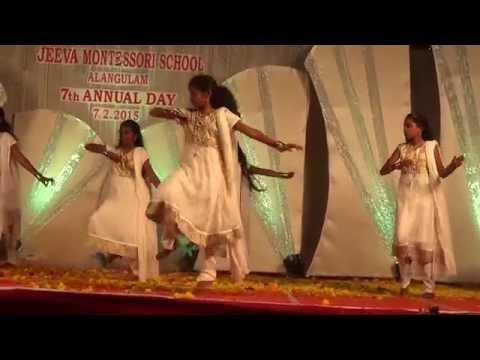 Dollare Dollare- Jeeva Montessori School Student Kalakkal dance