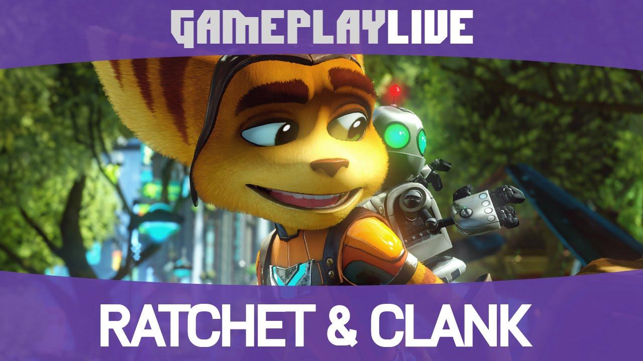Ratchet & Clank Stream