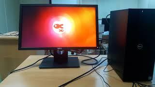 Ubuntu ve Dell OptiPlex 3050