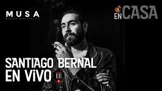 Santiago Bernal: música #EnCasa para días de cuarentena - El Espectador