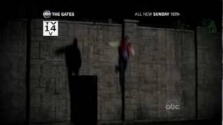 "The Gates 1x02 ""What Lies Beneath"" Promo #2 : Critics"