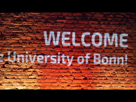 Uni Bonn: Willkommen im Studium!