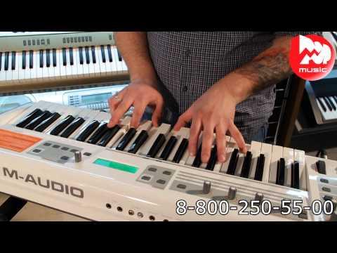 Синтезатор M-AUDIO VENOM