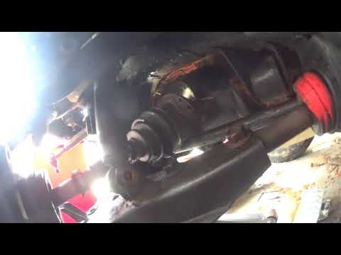 DIY Nissan Hardbody Front Upper And Lower Ball Joint, Tie Rod, And CV Shaft Replacement