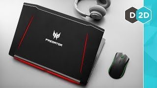 Dave2D Review of the Acer Predator Helios 300. This is the best gaming laptop from Acer for gamers on a budget. Helios 300 on SALE ...