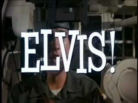 ELVIS PRESLEY G.I. BLUES MOVIE TRAILER Travel Video