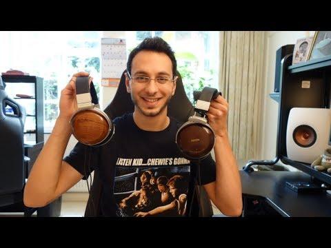 E-MU Teak review (vs Denon AH-D5000) - The BEST closed-back headphones - By TotallydubbedHD