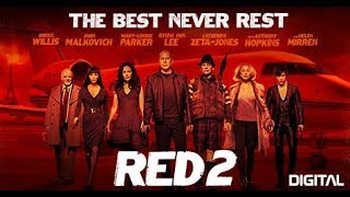 Hollywood movies in Hindi dubbed | Red 2 | Latest movies in hindi |