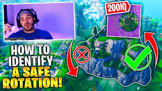 How To Have The PERFECT Rotation In Fortnite! (Tips & Tricks)