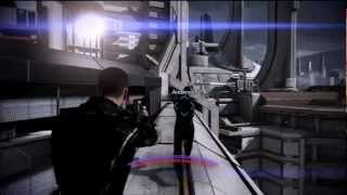 Mass Effect 3 Demo 1st Mission (With Kinect)