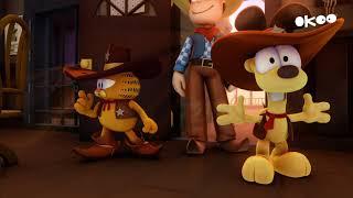 Garfield Le mignon, la brute et le méchant