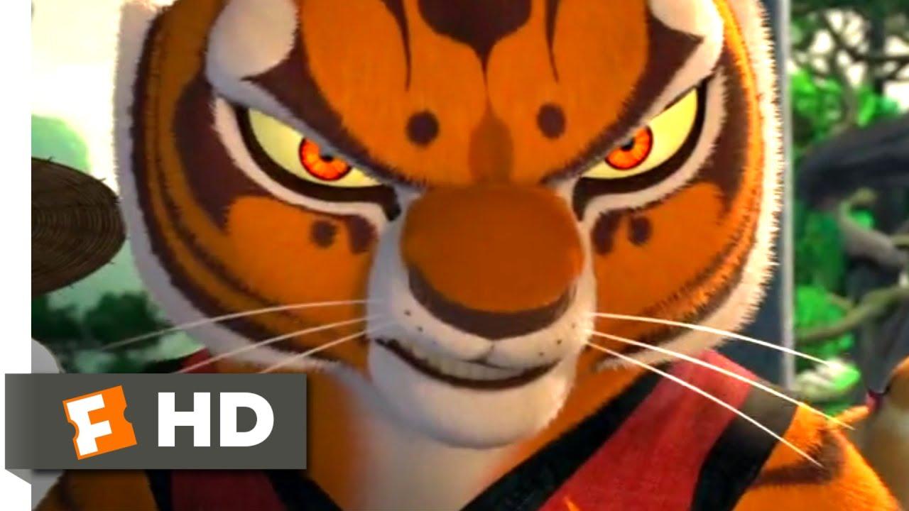 Download Kung Fu Panda - The Fearsome Five vs. Tai Lung | Fandango Family