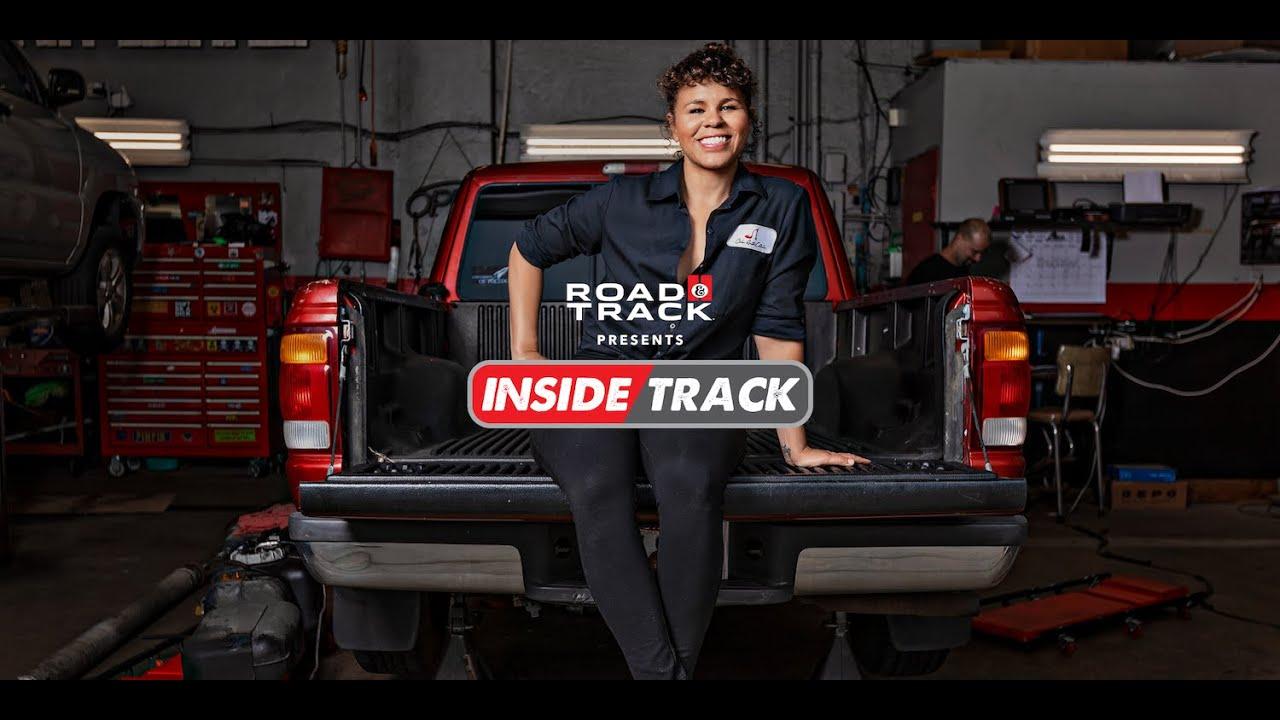 Inside Track | Episode 11 - Patrice Banks