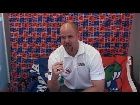 When did you become a Gator? Danny Wuerffel.01030.MTS