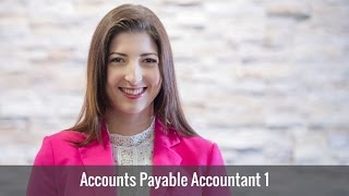 TATA Consultancy Services – Accounts Payable Accountant 1