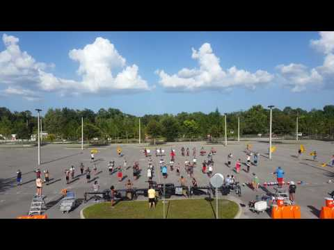 July 28 east river high school band camp