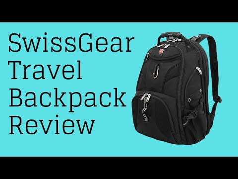 SwissGear Travel Gear ScanSmart Backpack 1900 - eBags   Review